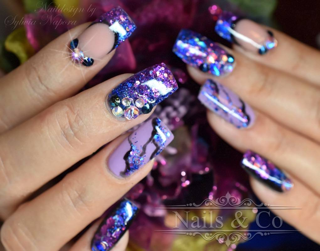 Fullcover Nails, Nageldesign, Nagelstudio Kaarst