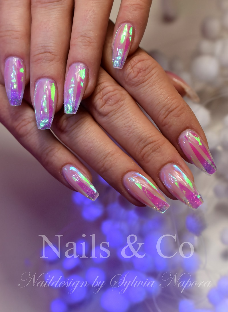 Winter Nailart, Nagelstudio Kaarst