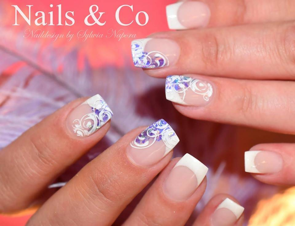 French Nails, Nagelstudio Kaarst